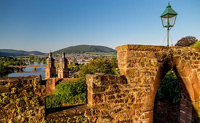 Miltenberg, Bavaria, Germany. Photo via Flickr:Carsten Frenzl