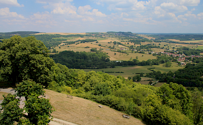 Cycling through the beautiful Burgundy countryside! Flickr:Navin75