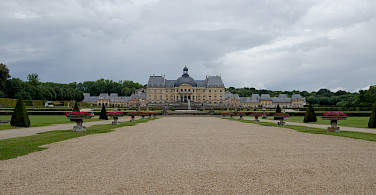Château de Vaux le Vicomte in Maincy, near Melun, France. Photo via Flickr:Floyd Rose