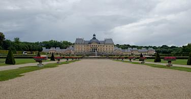 Château de Vaux le Vicomte in Maincy, near Melun, France. Photo via Flickr:Floyd Rose