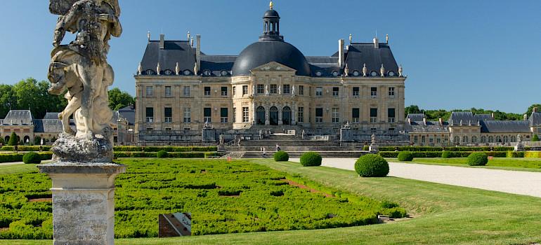 Auxerre to Paris