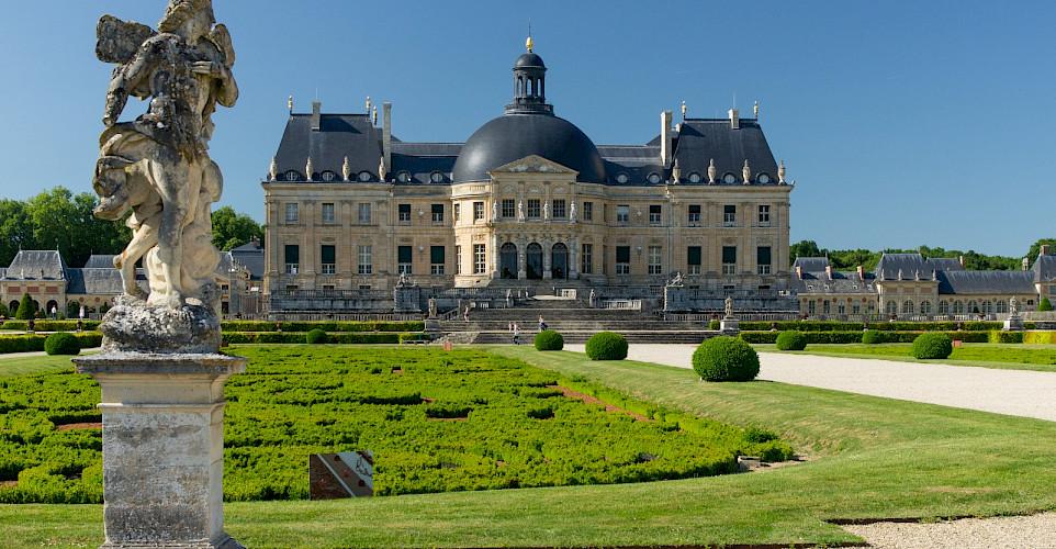 Château de Vaux le Vicomte in Maincy, near Melun, France. Flickr:Guillaume Speurt