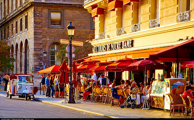 Sightseeing in Paris, France. Flickr:Moyan Brenn