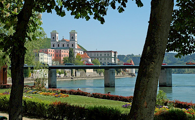 Passau on the Danube River in Germany. Photo via TO