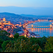 Danube Bike Path - Passau to Budapest Photo