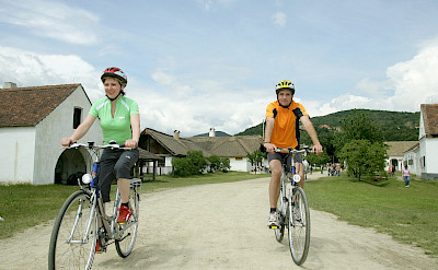 Biking the Danube River to Budapest Bike Tour. Photo via TO