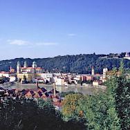 Passau, Germany. Photo via TO
