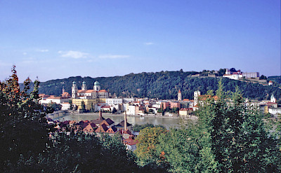 Passau, Germany. Photo via TO