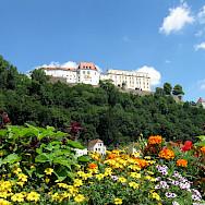 Veste Oberhaus in Passau, Germany. Photo via TO