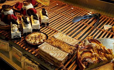 La Boulangerie Patisserie - every biker's pit stop! Photo via Flickr:m.louis