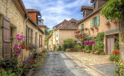 Village in Dordogne, France. Photo purchased via iStock.