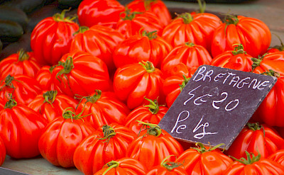 Delicious produce to try in southwestern France. Flickr:Sam Romilly