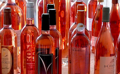 France loves it Rosé wines! CC:Nadia Massimo