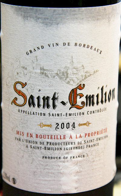 Great wines in Saint-Émilion and the whole Bordeaux regions. Flickr:partylin