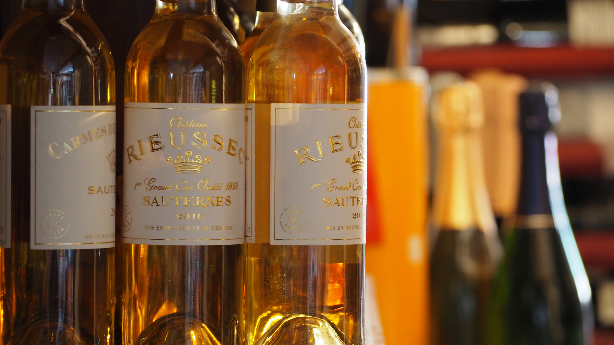 7a9f9902 ... Delicious local Sauternes wine. Photo via Flickr:Dominic Lockyer  Overlooking the ...
