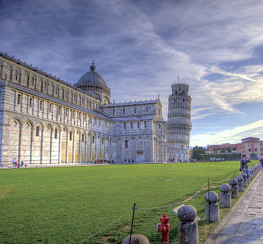 Square of Miracles Pisa, Italy