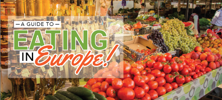 Tripsite Eating in Europe