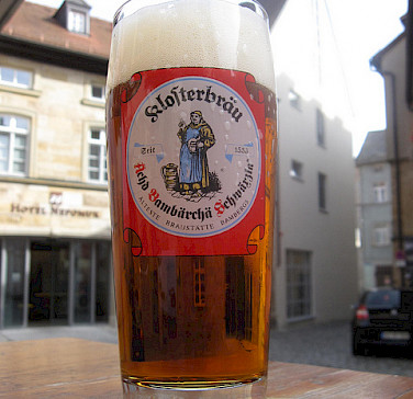 Bamberger Bier! Photo via Flickr:Berntrostad