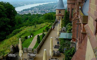 Schloss Drachenburg in Königswinter on the Rhine River. Flickr:Gian Cornachini