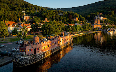 Miltenberg, Germany. Flickr:Carsten Frenzl