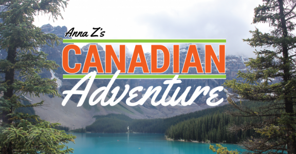 Photo Friday: Anna's Canada Adventure