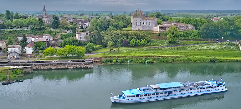 Bordeaux | Bike & Boat Tours