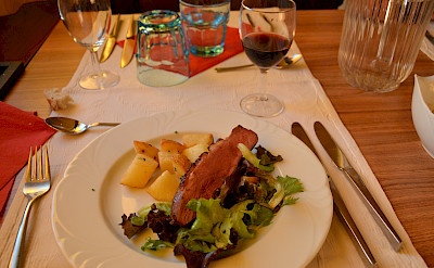 Dining - Bordeaux | Bike & Boat Tours