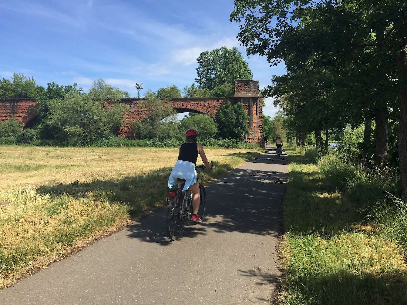The Historical Mosel River Bike Path