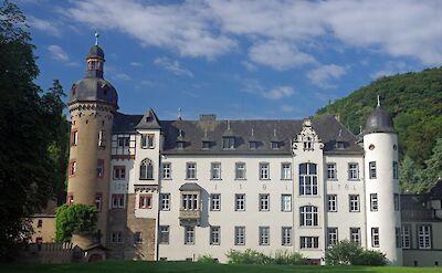 Schloss Namedy in Andernach, Germany. ©TO