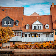 """""""Little Venice"""" in Bamberg, Germany. Flickr:HeinzBunse"""