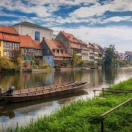 """Little Venice"" in Bamberg, Germany. Flickr:Heinz Bunse"