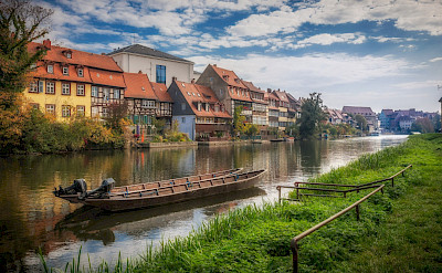 """Little Venice"" in Bamberg, Germany. Flickr:Heinz Bunse"
