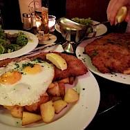 Schnitzel in Cologne, Germany. Flickr:Aleksandr Zykov