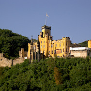 Schloss Stolzenfels, Koblenz, Germany. Flickr:Ralf Schulze