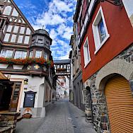Rüdesheim, Germany. Flickr:Skajalee