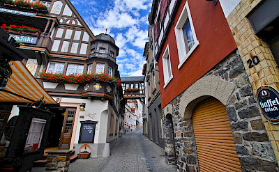 Rüdesheim, Germany. Flickr:Skajalee