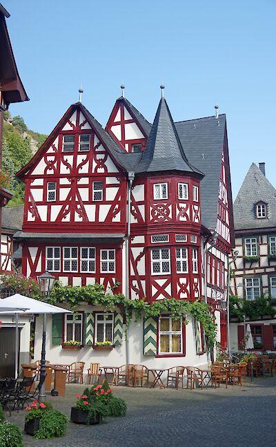 Rüdesheim, Germany. ©TO
