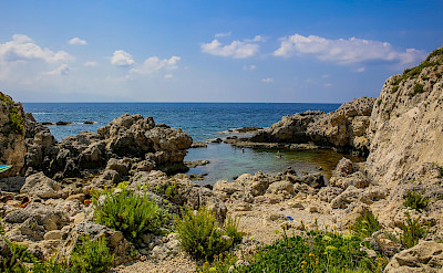 Sicily's Milazzo Venus Pool.