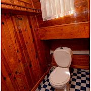 Private Bathroom | Sundial | Bike & Boat Tours