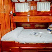 Cabin | Sundial | Bike & Boat Tours