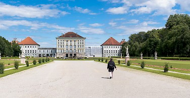 Nymphenburg Palace, Munich, Germany. Photo via Flickr:hellosarahd