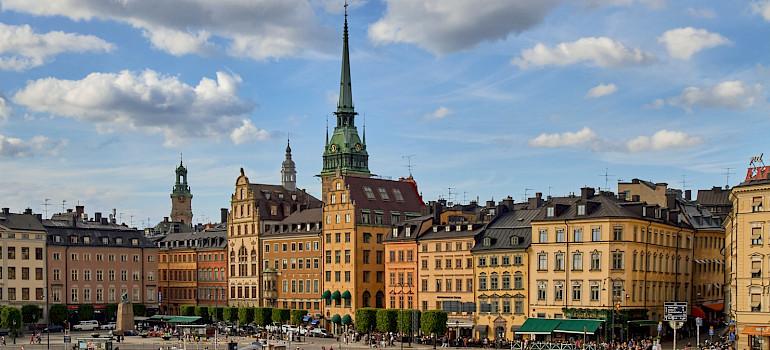 Around Stockholm: Land of Lakes & Castles