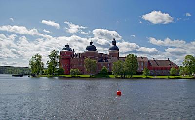 Gripsholm Slott or Castle in Mariefred, Sweden. Flickr:Allie_Caulfield