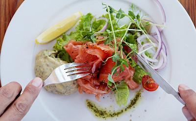 Salmon galore in Sweden. Flickr:Familjen Helsingborg