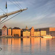 Serenity in Stockholm, Sweden.Photo via Flickr:Michael Caven