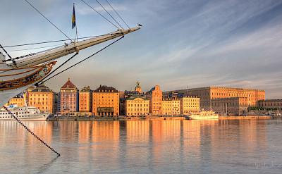 Serenity in Stockholm, Sweden. Flickr:Michael Caven