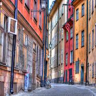 Old Town, Stockholm, Sweden. Photo via Flickr:Mike Norton