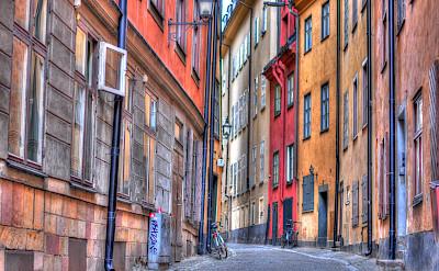 Old Town, Stockholm, Sweden. Flickr:Mike Norton