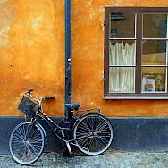 Bike break in Stockholm, Sweden. Photo via Flickr:Matt Kieffer