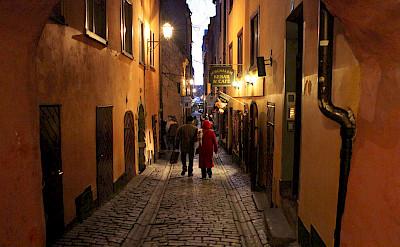 Evening stroll in Stockholm, Sweden. Flickr:Bengt Nyman